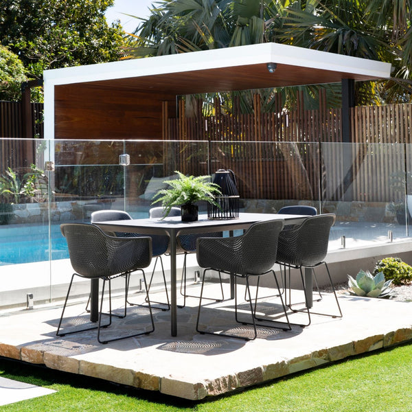 Milan & Lily Outdoor Dining Setting