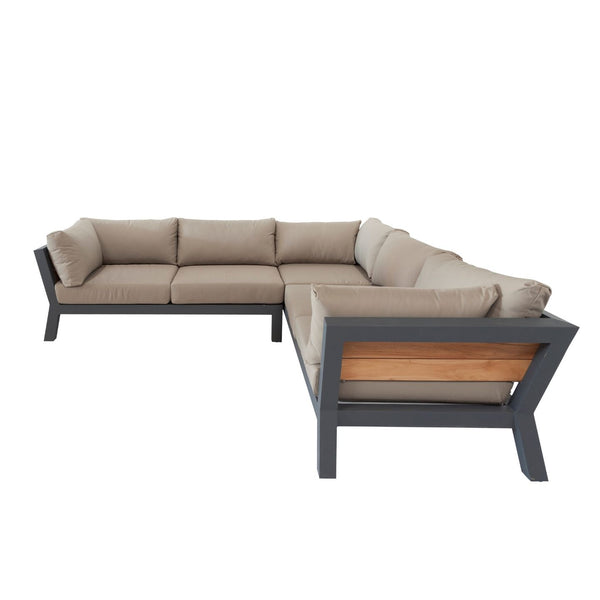 Backer Corner Lounge Setting available at Eden Living