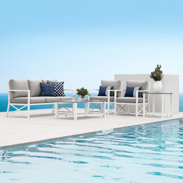 Hamptons Outdoor Lounge Setting