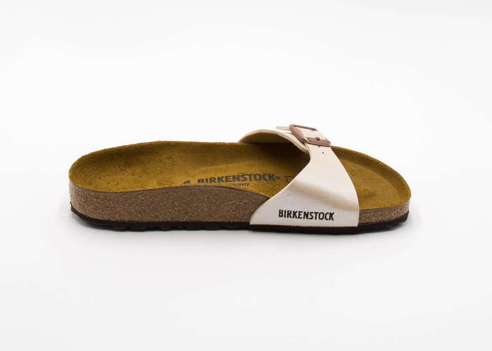b5066190c1ce Birkenstock Madrid BS Birko-Flor Graceful Pearl White – SHOPFORLESS.PH