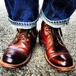 Genuine Leather Men's Boots