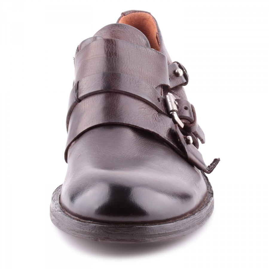 Men's Ankle Boots Leather Shoes