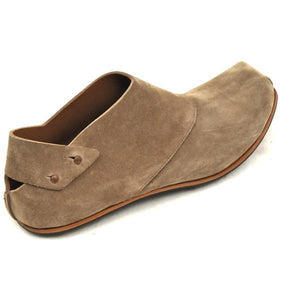 Hand Stitching Soft Sole Leather Casual Shoes