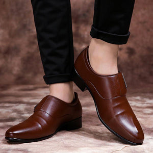 Leather Shoes Dress Shoes