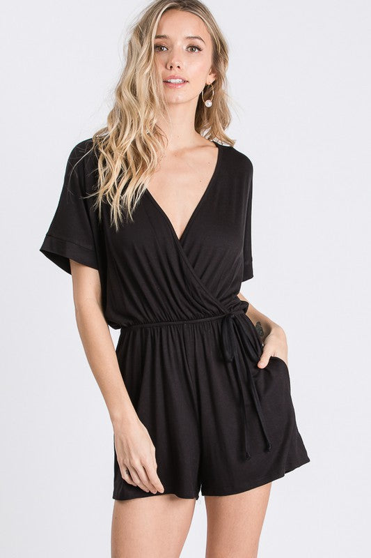 *FINAL SALE* The Eve Romper