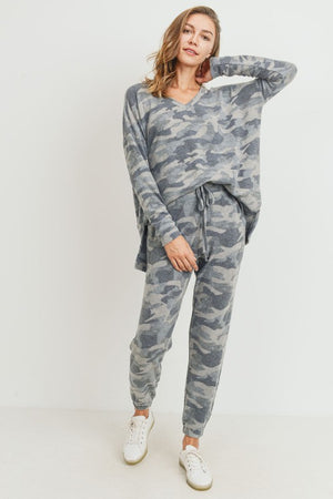 The Chic Camo Joggers