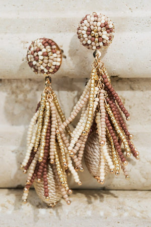 The Camille Earrings - Jane & Kate
