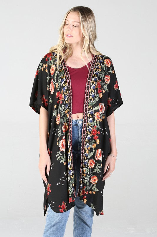 *FINAL SALE* The Destiny Kimono