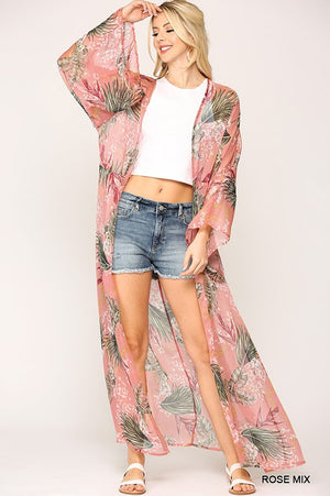 The Trisha Kimono - ROSE MIX - Jane & Kate