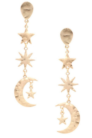 The Wish Upon a Star Earrings - Jane & Kate