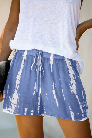 The Chelsea Shorts - BLUE - Jane & Kate