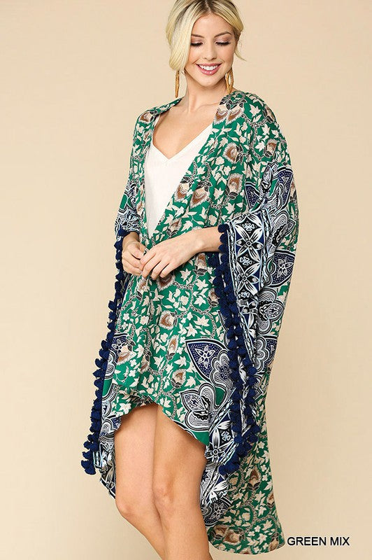 *FINAL SALE* The Joanna Kimono