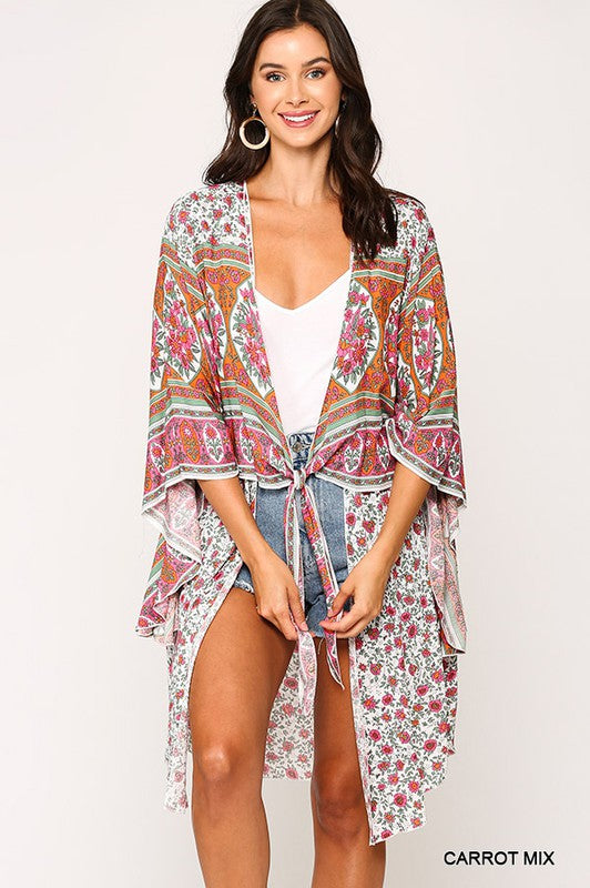 *FINAL SALE* The Everly Kimono
