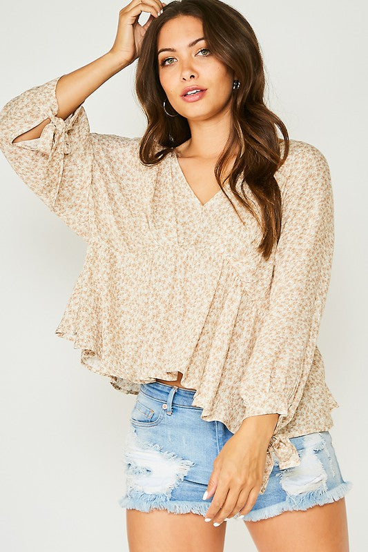 *FINAL SALE* The Rachel Top