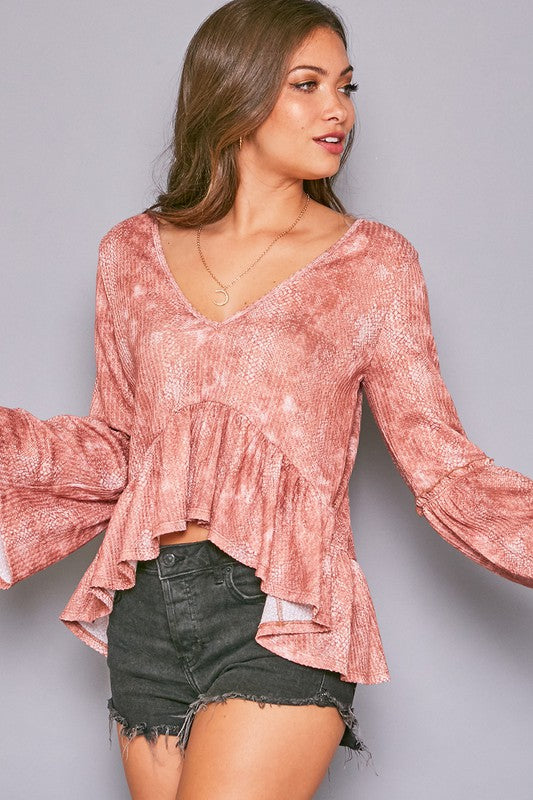 *FINAL SALE* The Blakely Top