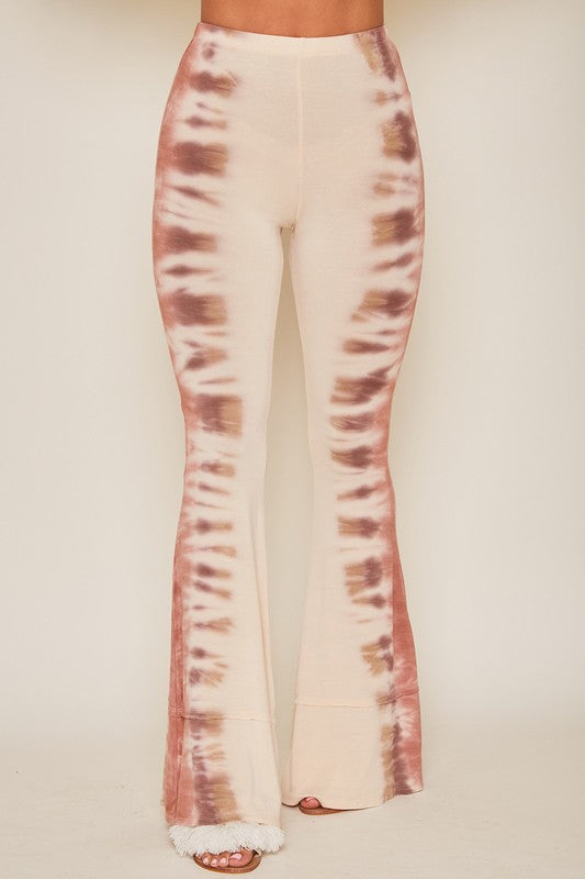 *FINAL SALE* The Too Cute Tie Dye Loungewear Pants