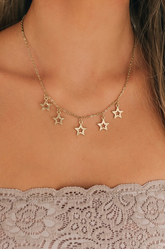 *FINAL SALE* The Starry Night Necklace