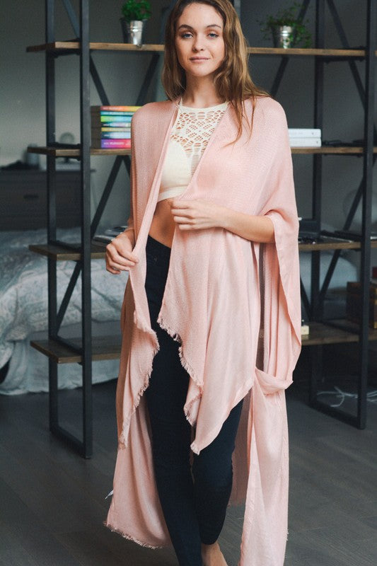 *FINAL SALE* The Megan Kimono