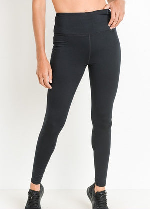 The Callie Tummy Control Leggings - Jane & Kate