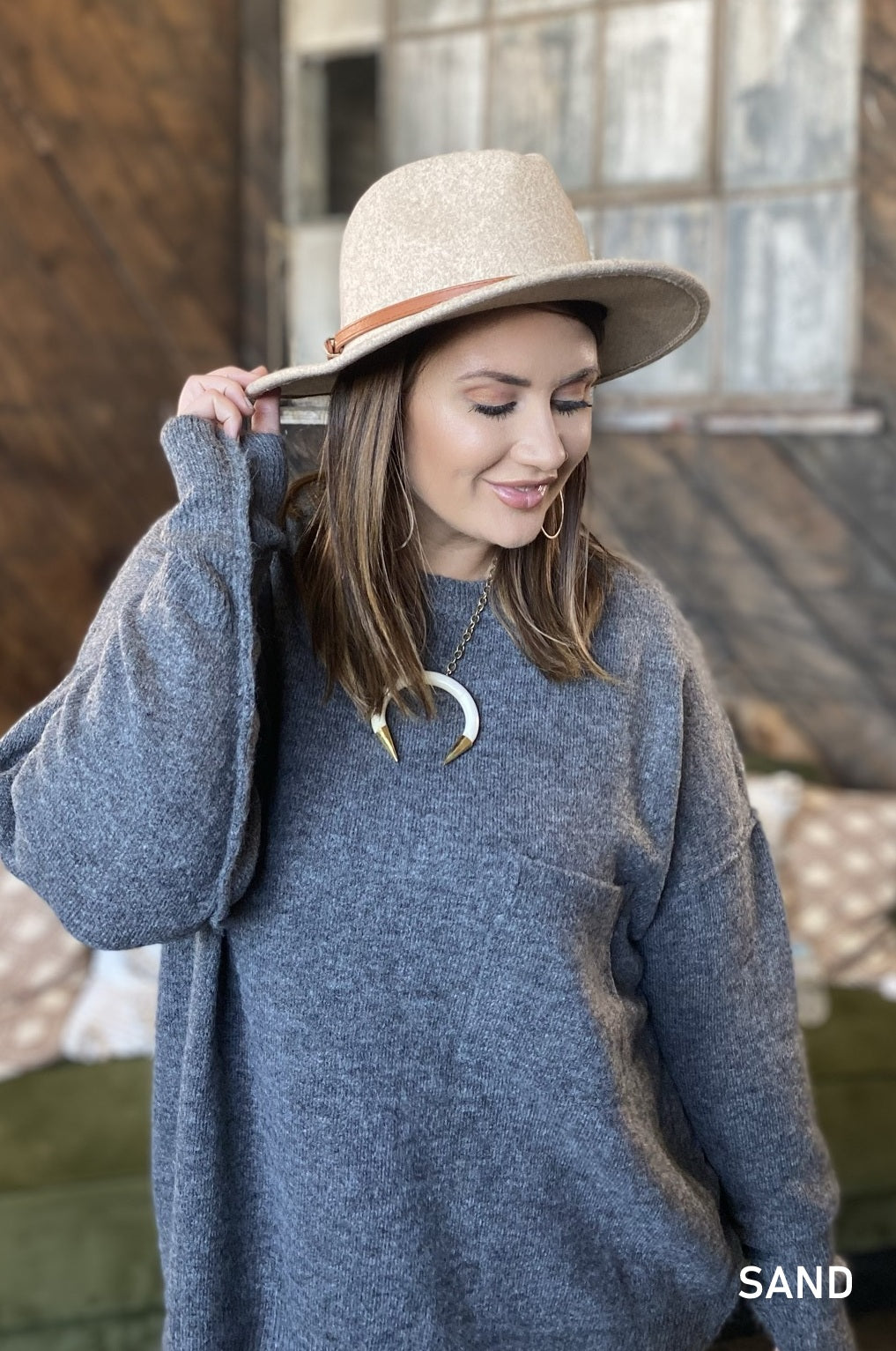 *FINAL SALE* The Everyday Wool Hat