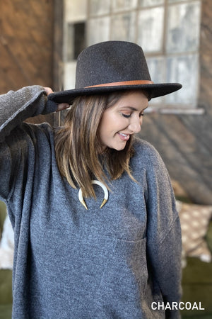 The Everyday Wool Hat - Jane & Kate