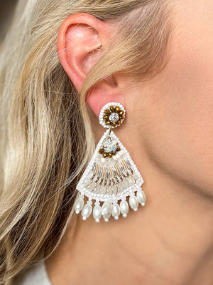 Adriana Earrings - Jane & Kate