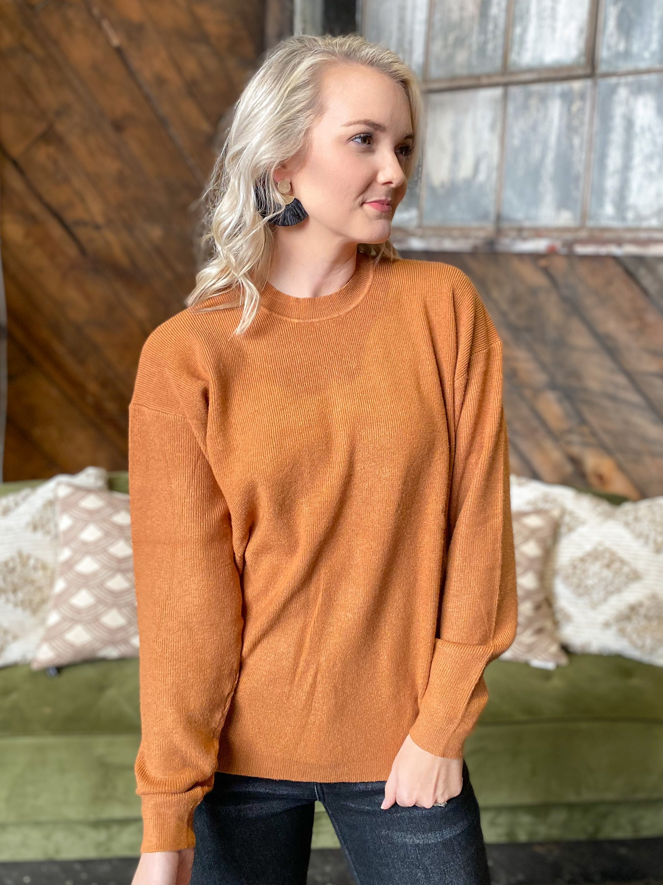 *FINAL SALE* The Eliza Top