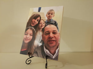 Preserve your important memories Print own photo on wood - Photo2Wood