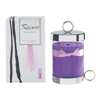 RIGAUD LILAS LARGE CANDLE