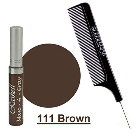 RASHELL HAIR MASCARA BROWN 111