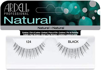 ARDELL LASHES BLACK 124