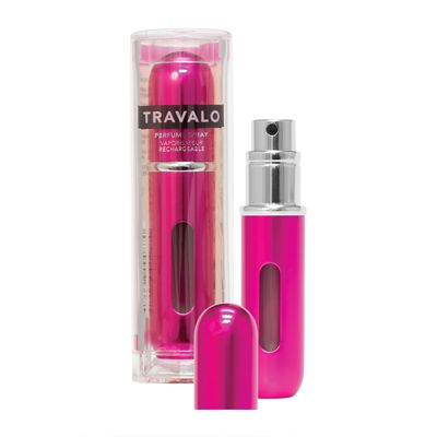 TRAVALO PINK/PINK REFILLABLE
