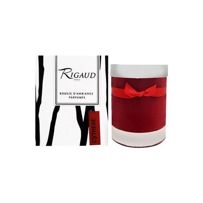 RIGAUD CYTHERE RED SMALL CANDLE
