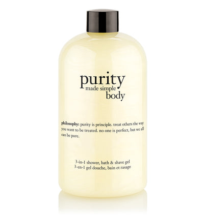 PHILOSOPHY PURITY BODY