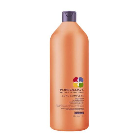 PUREOLOGY CURL COMP SHAMP LTR