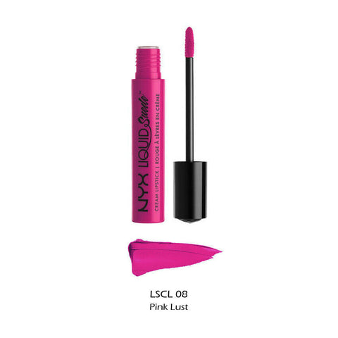 NYX LQD SUEDE PINK LUST
