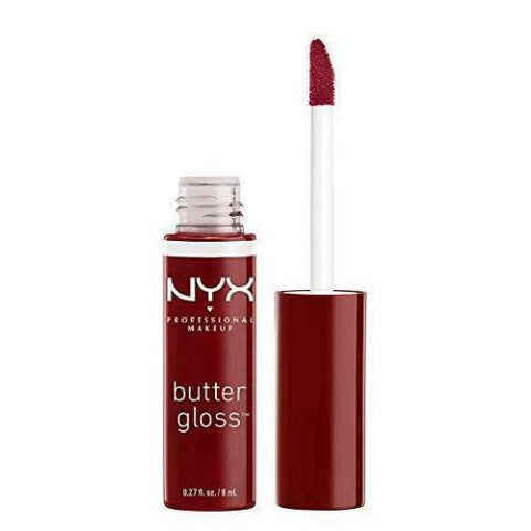 NYX BUTTER GLOSS RED WINE TRUFL