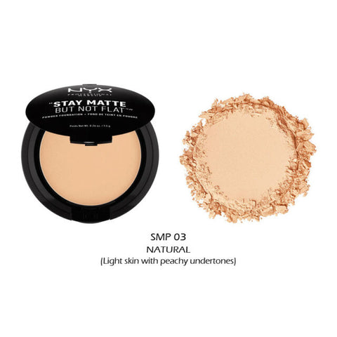 NYX SMP03 POWDER FOUNDATION
