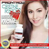 Authentic Luxxe White® Enhanced Glutathione 60 Capsules (775mg) made in USA - Luxxe Deal Philippines