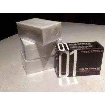 Luxxe Soap 01 Skin Whitening Soap Bar - Luxxe Soap