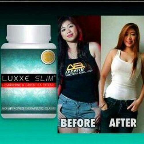 Free 01 Soap - Luxxe White Enhanced Glutathione And Luxxe Slim L-Carnitine Green Tea Extract