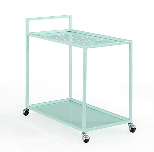 Now House by Jonathan Adler Vally Bar Cart