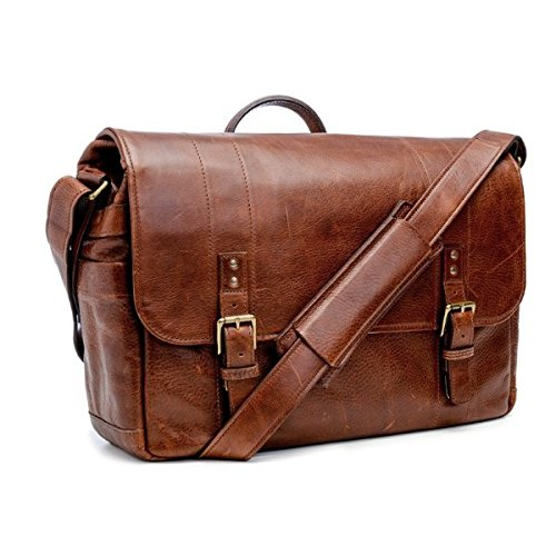 ONA - The Union Street Leather - Camera Messenger Bag