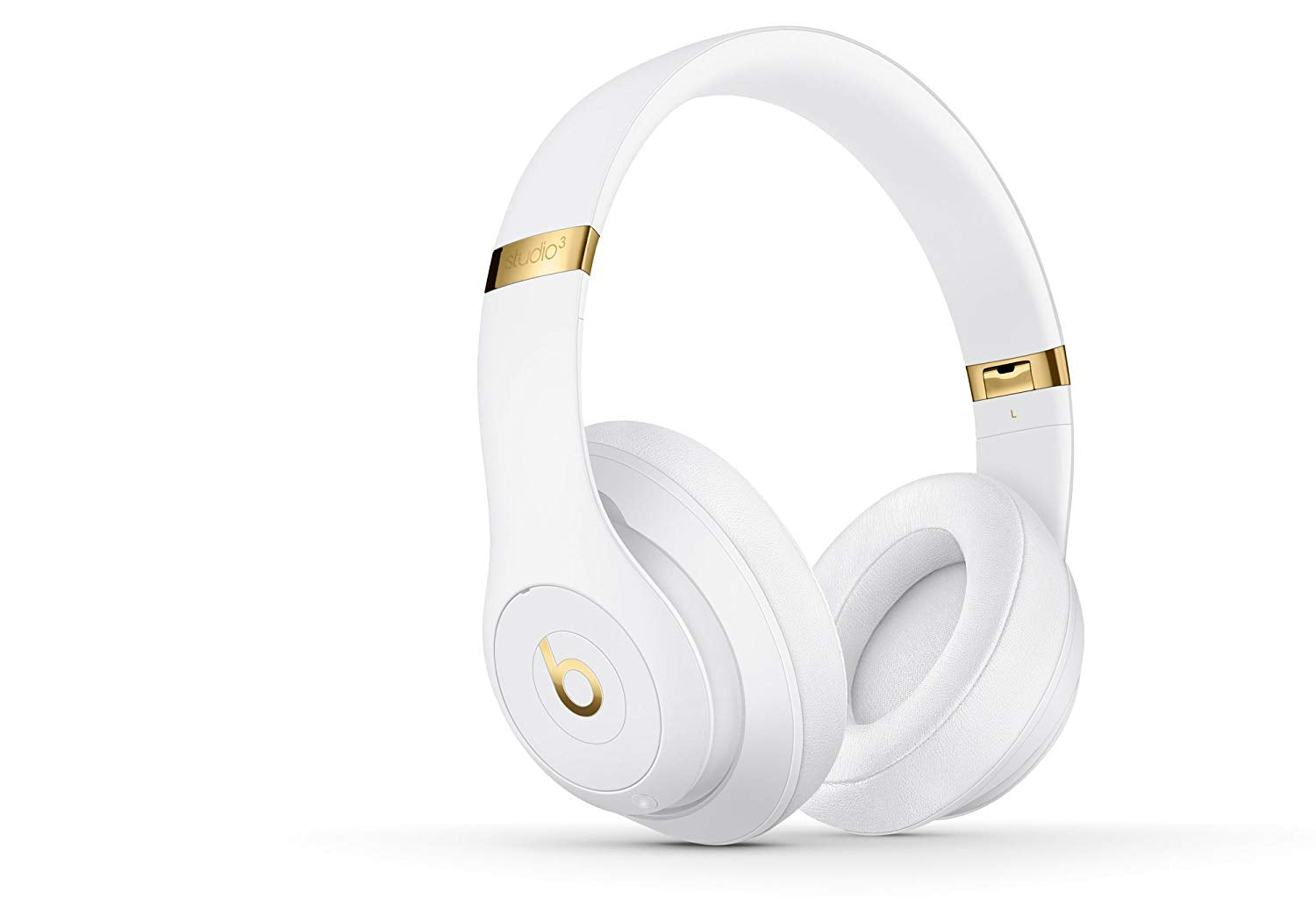 Beats Studio3 Wireless Over-Ear Headphones - White