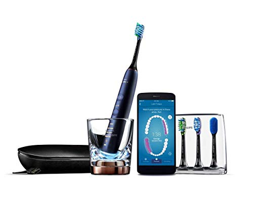 Philips Sonicare DiamondClean Smart Electric, Rechargeable toothbrush