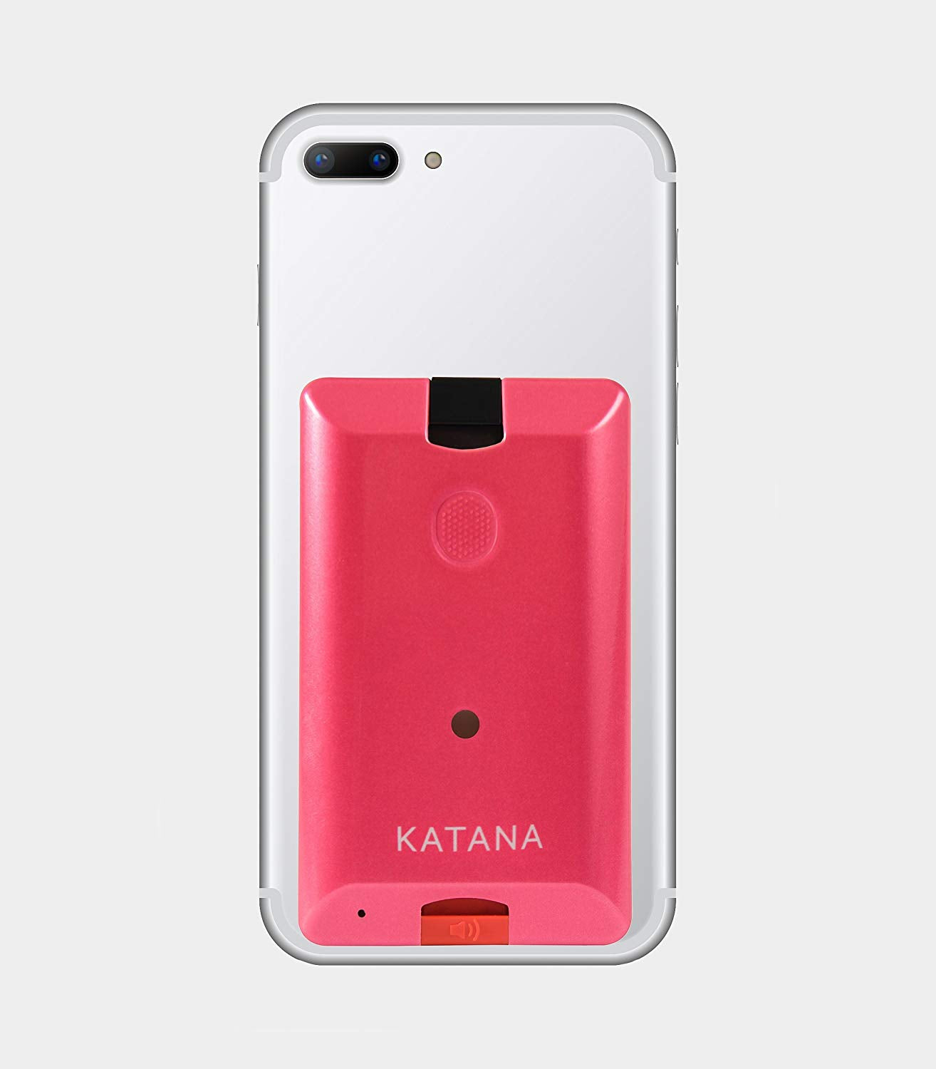 Katana Safety Arc: The Personal Security System That Attaches Directly to Your Smartphone