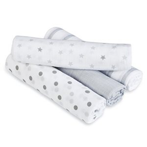 Aden by Aden + Anais Swaddle Baby Blanket