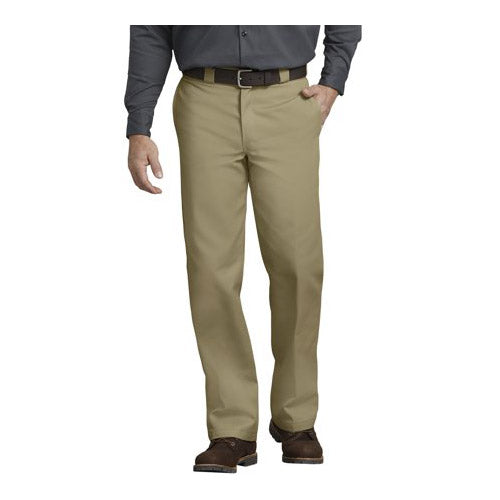 ORIGINAL 874 WORK PANTS FLAT FRONT - KHAKI | DICKIES