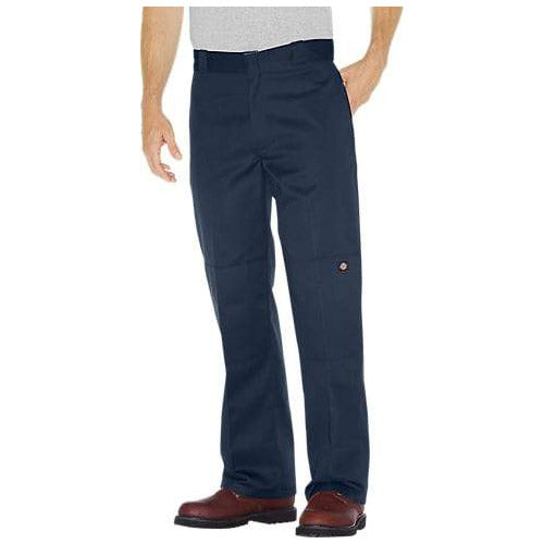 LOOSE FIT DOUBLE KNEE WORK PANTS - DK NAVY | DICKIES