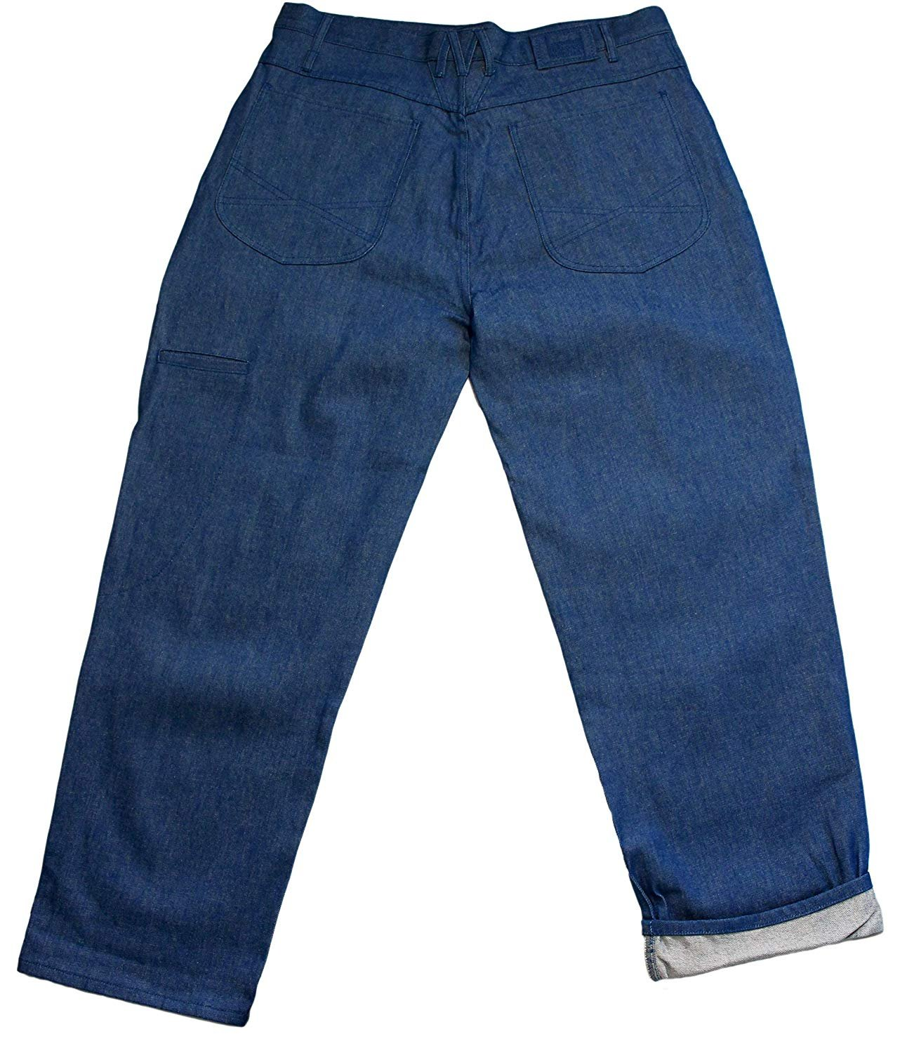 Colored Denim Jean - Classic Blue